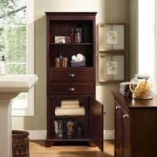 Tall Bathroom Storage Cabinets by Lydia 60