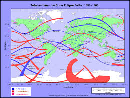 China Eclipses Europe As 2020 Nasa Solar Eclipses 2011 2020