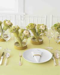 Small Flower Arrangements Centerpieces Floral And Plant Favors To Diy For Your Big Day Martha Stewart