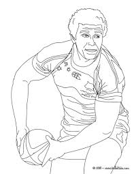 genia rugby player coloring pages hellokids