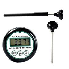 sonde de cuisine barbecue barbecue thermomètre outils numérique lcd cuisson des