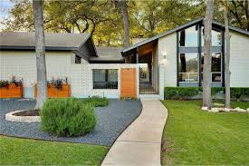expertly updated 1972 ranch style home asks 495k curbed austin