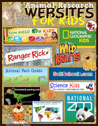 library patch 10 animal research websites for kids