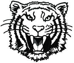 tigers face clip art 52