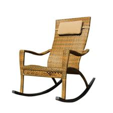 amazon com maracay wicker rocking chair patio rocking chairs