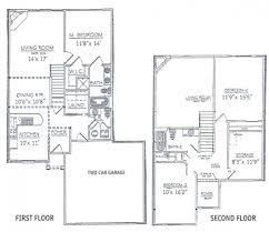 2 Storey House Designs Floor Plans Philippines by 2 Storey House Design Philippines Floor Plans Two Residential Plan