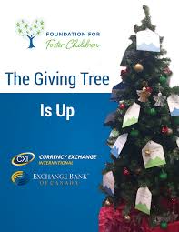 payitforward u0027s giving tree is decorated and up u2014 news u2014 currency
