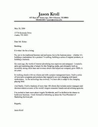Proper Letter Format