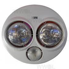 Heater Light Bathroom Top Circular 2 Heat Fan Light Combo For Bathroom Heater Fan Light