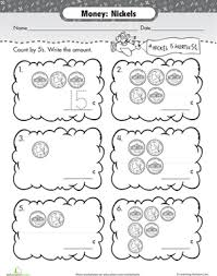 free worksheets worksheets on counting money for 3rd grade