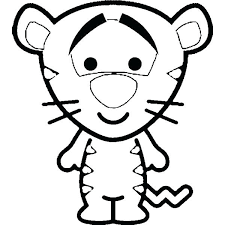 easy outlines easy disney coloring pages peek a boo character outlines disney