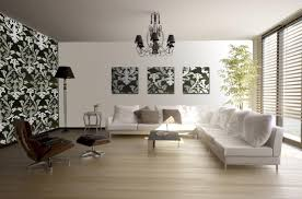 wallpaper design for living room that can liven up the room