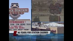 Wildfire Casino On Rancho by Station Casinos Celebrates 40th Birthday With Fireworks Specials