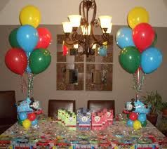 balloon arrangements for birthday kids birthday party balloon decorations