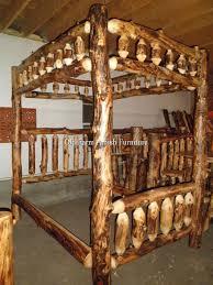 57 best aspen log furniture amish pa images on pinterest