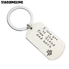 unique key ring xiaojingling top quality unique keychain charm pendant key ring i