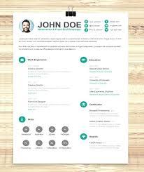 interesting resume templates resume formats cool resume formats amazing resume templates