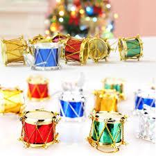 online get cheap christmas drum decorations aliexpress com