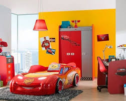 kids car beds theme bedroom