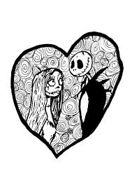 valentine day the nightmare before christmas celebrations happy