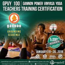 Gannon by Michael Gannon Yoga
