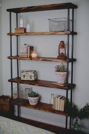Black Pipe Shelving by Best 20 Metal Pipe Ideas On Pinterest Plumbing Pipe Furniture