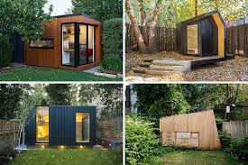 Backyard Office Building 14 Inspirational Backyard Offices Studios And Guest Houses