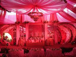indian wedding decorations in india at engagement decoration ideas