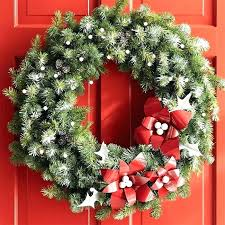 outdoor wreaths lovely ideas large lighted wreaths