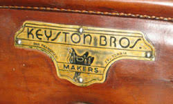 Keystone Upholstery Supplies Keyston Brothers History And Maker Marks Www Vintagegunleather