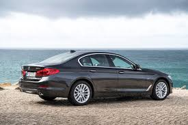 bmw 2017 bmw 5 series saloon review 2017 parkers