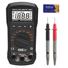 Auto Electrical Test Bench Amazon Com Multimeters U0026 Analyzers Diagnostic U0026 Test Tools
