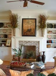 simple mantel dining room pinterest mantels