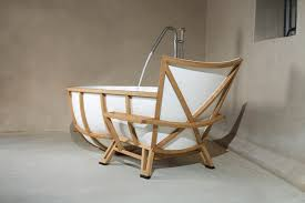 How To Make An Armchair 15 Bathtub Tray Design Ideas For The Bath Enthusiasts Among Us