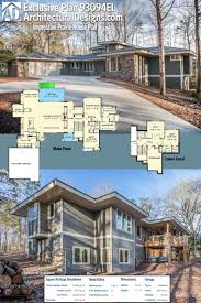 Prairie House Plans 7 Best Split Level Home Plans Images On Pinterest Home Plans