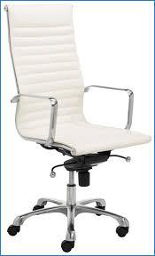 fauteuil bureau blanc luxe chaise bureau blanc galerie de bureau décoratif 46428