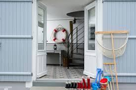 chambres d h es normandie bord de mer un bateau sous mon transat maison de pêcheurs rénovée en gite