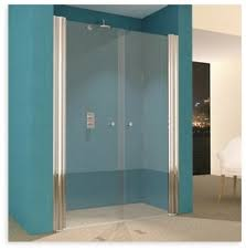 frameless wet room shower doors from unishower