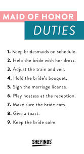 of honor planner book of honor checklist brides pledge to the bridemaids free