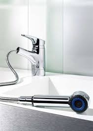 hansa kitchen faucet hansa 0138 2273 0017 hansamix pull out spray kitchen faucet