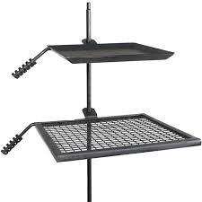 Fire Pit In Kearny Nj - campfire heavy cooking grate griddle swivel adjustable park grill
