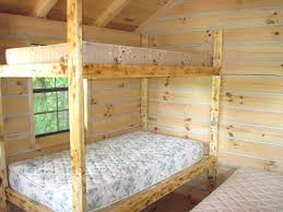 Cabin Bunk Beds Decoration Loft Bed Designs Cabin Bunk Plans Wood For Every