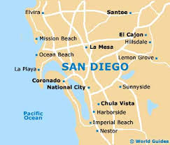 california map hd san diego maps and orientation san diego california ca usa