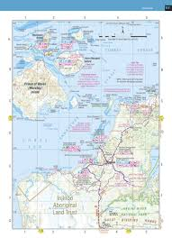 road map of york booktopia cape york atlas guide featuring 15 top 4wd