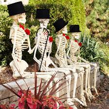 Skeleton Halloween 7 Ways To Decorate With Skulls And Skeletons For Halloween