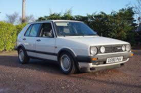 volkswagen hatchback 1990 volkswagen golf driver 1990 south western vehicle auctions ltd