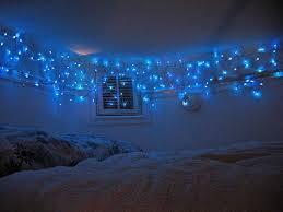 blue twinkle lights i loooove blue lights home