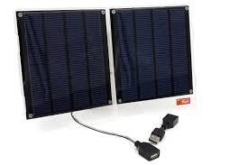 solar light mart solar light mart usb spm004 pc folding solar panel 4w usb power