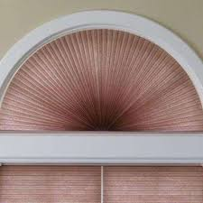 Arch Windows Decor Top Skylight Shades Arch Blinds The Home Depot Regarding For