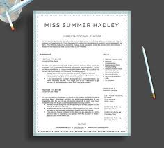 Examples Of Teaching Resumes by 25 Best Teacher Resumes Ideas On Pinterest Teaching Resume